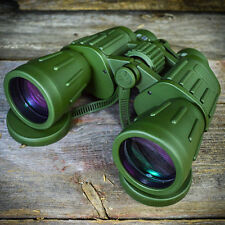 Day/Night 60X50 Military Army Binoculars Camouflage w/ Pouch by Perrini 1208