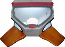 New EM-BX1 Sandblaster Dental Sandblasting Sand Blaster Cabinet 110V