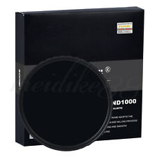 Zomei 10-stop 77mm Ultra Slim HD Multi-Coated Neutral Density ND1000 Filter