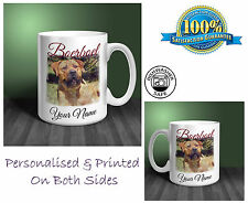 Boerboel Personalised Ceramic Mug: Perfect Gift. (D237)