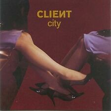 City by Client (CD, Sep-2004, Mute/Hawaiian Toast)