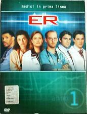 ER Medici in prima linea. Stagione 1 (1994) DVD