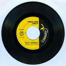 Philippines CRISTY MENDOZA Huwag Kang Lumayo OPM 45 rpm Record