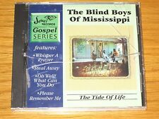 The Tide of Life by The Five Blind Boys of Mississippi (CD, Jun-1996, Jewel)