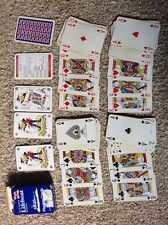 Royal National Lifeboat Institution Playing Cards Boxed 3 Jokers Instrustion Car