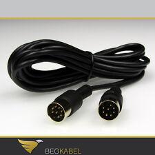(7,17€/m) Lautsprecherkabel 3m für B&O BANG & OLUFSEN BeoSound / BeoLab / 8-ad.