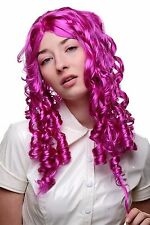 Carnival Wig Baroque Purple Spiral Curls Curls Gothic Lolita Cosplay 3078-PC51
