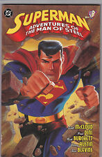 SUPERMAN: ADVENTURES OF THE MAN OF STEEL TPB REPRINTS #5 FIRST LIVEWIRE