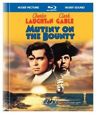 Mutiny on the Bounty [DigiBook] (2011, Blu-ray NEW) BLU-RAY/WS