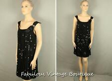 MONTAGE by MON CHERI Embellished Bubble Cocktail Dress Formal Evening Gown 10