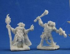 KOBOLD LEADERS (2) - Reaper Miniatures Dark Heaven Bones - 77350