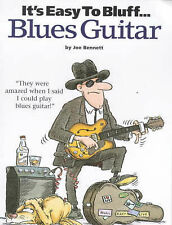 It's Easy to Fake... Blues Guitar (It's Easy to Bluff)-ExLibrary
