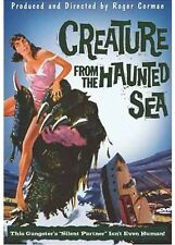 The Creature from the Haunted Sea (DVD, 2005)