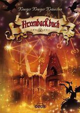 Knusper Knäuschen Hexenbackbuch (2012, Gebundene Ausgabe)