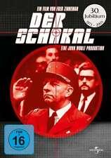 Der Schakal (1973) (NEU/OVP) Thriller um Attentat auf General de Gaulle