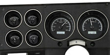 Dakota Digital 73 - 87 Chevy GMC Pickup Truck Analog Dash Gauges VHX-73C-PU-K-W