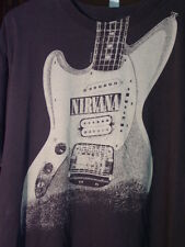 Nirvana Guitar T Shirt Size L/XL