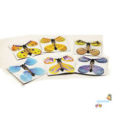 10pcs Magic Flyer Butterfly Lovely Funny Kids Stage Magic Tricks,Kids magic show