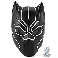 NEW Marvel BLACK PANTHER Captain America Civil War Costume Cosplay Mask Helmet!!