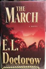 The March - Signed  by E. L. Doctorow - First Edition - Award Winner - COA