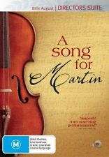 A Song For Martin (DVD, 2007) New  Region 4