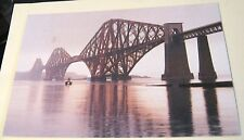 Scotland The Forth Bridge at dawn S323 Colin Baxter - posted 2012
