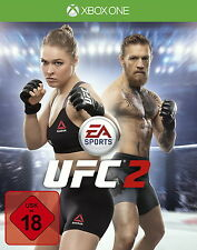 EA Sports UFC 2 (Microsoft Xbox One, 2016)