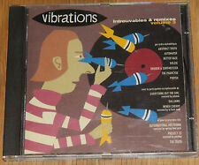 VIBRATIONS - INTROUVABLES & REMIXES VOL. 3 Delabel 1997 Goldie PHARCYDE France