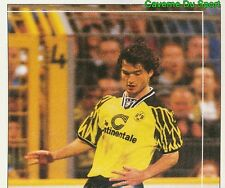 235 STEPHANE CHAPUISAT 1 SUISSE TOP-STARS IN ACTION STICKER FUSSBALL 1995 PANINI