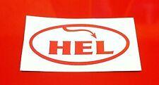 Hel Sticker for Derbi GP50 mudguard Stickers Decal Stickers Bike Helmet