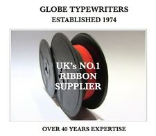 1 x 'ADLER TIPPA 1' *BLACK/RED* TOP QUALITY *10 METRE* TYPEWRITER RIBBON