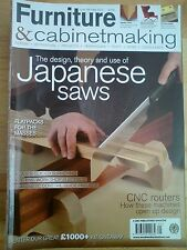 Furniture and cabinetmaking issue 166 May 2010