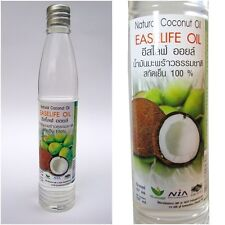 Natural Coconut Oil Organic Pure Virgin Cold Pressed Healthy Cooking From Thai