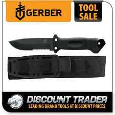 Gerber LMF II Infantry Black Knife 22-41629 - 22-01629N