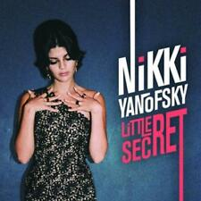 Little Secret von Nikki Yanofsky (2014), Neu OVP, CD