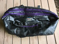 VTG Patagonia Wet/Dry Duffle Bag Travel Big Suitcase Luggage Camping Gym HUGE XL