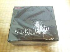 SILENT HILL Sounds Box 8CD + DVD Konami Japan CD Game Music Soundtrack F/S