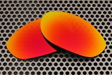 New Volt Red Replacement Lenses for Oakley Monster Dog