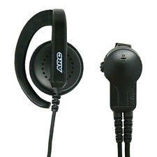 ARC G32055 Earhook Headset Earpiece Lapel Mic Motorola EX500 EX600 EX560 Radio