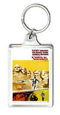 NORTH BY NORTHWEST ALFRED HITCHCOCK 1959 KEYRING LLAVERO