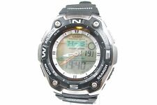 Auth CASIO FISHING GEAE AQW-101 Watch Men's CG2056L