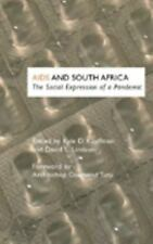 Aids and South Africa: The Social Expression of a Pandemic by Kauffman, Kyle De