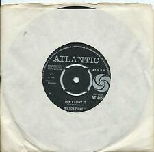 Wilson Pickett:Don't fight it/It's all over:UK Black Atlantic:Northern Soul