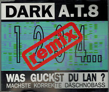 CD MAXI  Dark A.T.8 ‎– Was Guckst Du Lan? (Remix), BOY Records ‎– BOY 8847R-8