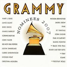 Various Artists, 2007 Grammy Nominees, Very Good Import