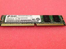 1x SG572288FG8RWILME3 Smart 1GB DDR2 SDRAM 667MHz ECC REG 244P MiniDimm