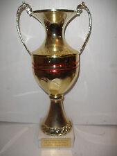 RARE EUROPEAN CHAMPION CLUBS CUP E.C.C.C PARTICIPAN TROPHY A C PARTIZAN BELGRADE