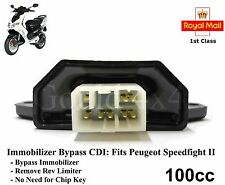 Immobiliser Chip Key Bypass CDI Fits 100cc Peugeot Speedfight 2 ACI100 ACI100.01