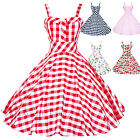 Maggie Tang 50s 60s Vintage Retro Swing Rockabilly Ball Gown Pinup Evening Dress