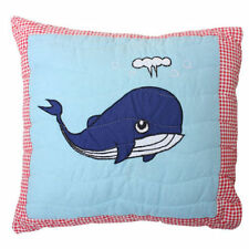 Babyface Under The Sea Whale Cushion Cover - Bedding in Childrens Boys Baby Room